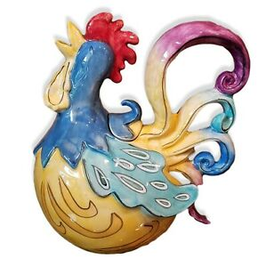 Rooster Teapot Art Ceramic Gabby Glee Collectable and Decorative Kitchen Decor