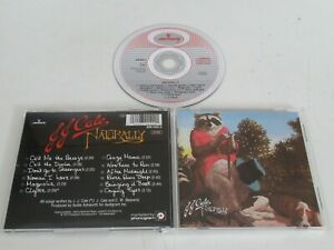J.J.Cale / Naturally (Mercury 830042-2) CD Album