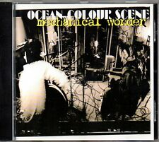OCEAN COLOUR SCENE - MECHANICAL WONDER - CD (COME NUOVO)