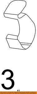 CHRYSLER OEM Air Cleaner Intake-Filter Box Housing Latch 5277576