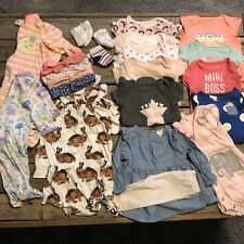 Baby Girl 3-6 Months Spring Summer Clothes Lot 16 Pieces
