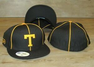 Georgia Tech Yellow Jackets Vintage Stall & Dean Fitted Hat Cap Men's Size 7 5/8