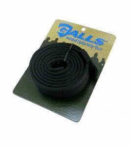 Galls Molded Nylon Duty Belt, Black Military Tactical Waist Belt, Size 40-44