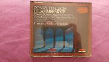 DONIZETTI - LUCIA DI LAMMERMOOR (PAVAROTTI SCOTTO...). BOX 2 CD FREQUENZ