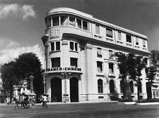 Photo. 1959-61. Saigon.  Franco-Chinese Bank