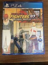 The King Of Fighters 97 Global Match (New) Limited Run PS4