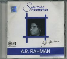 A.R. RAHMAN Signature Collection - 11 track Indian 1999 / 2004 Reissue CD