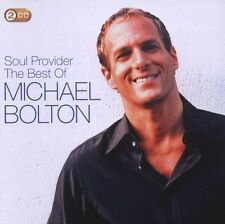 "MICHAEL BOLTON ""THE SOUL PROVIDER: THE BEST OF"" 2 CD"