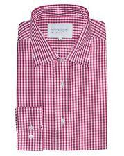 "Paradigm Pure Cotton Non-Iron Formal Shirt/Cherry - 19.5"""