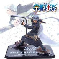 "Anime One Piece Battle Ver. TRAFALGAR LAW 11cm/4.4"" PVC Figure Brand No Box"