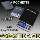 BALANCE DE PRECISION DIGITALE ELECTRONIQUE 0.1gr 1000g PESE LETTRE BIJOUX POUDRE