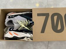 adidas 700 Yeezy Boost Runners - Grey/Chalk White/Core Black