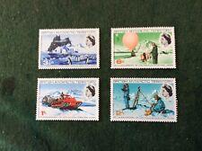 British Antarctic Territory Continuous Scientific Work Set SG 20/3 U/M MNH