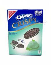Oreo crispy Japan Thin Mint Cookie Sandwich 24 Pcs/ Box- FREE SHIPPING ( USA)
