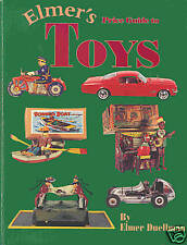 """Gspkw """"Elmer, S PRICE GUIDE TO TOYS VOL. 1"""" SUPER!!!"""