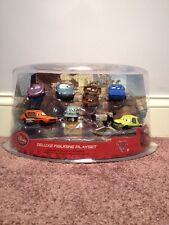 Disney Cars 2 Deluxe Figurine Playset