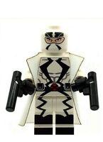 Custom Designed Minifigure - Fantomex Superhero PrInted On LEGO Parts