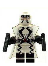 CUSTOM Pupazzetto fantomex SUPEREROI x forza stampata su parti LEGO