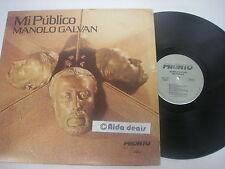 Mi Publico Manolo Galvan, PTX-1017 (VG)