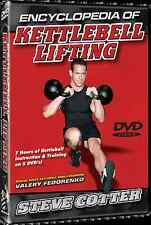 Steve Cotter Encyclopedia of Kettlebells Series 1 DVDs!
