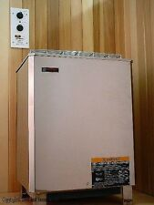 Amerec Sauna Pro 10.5 KW Sauna Heater with rocks and SC 60 control included