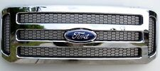 2006 FORD CHROME GRILL  F-250 / F-350 / F-450 / F-550 CHROME GRILLE