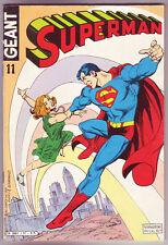 ! SUPERMAN GEANT N°11 en TRES BON ETAT !