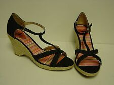 NEW Womens Size 9 ROCKET DOG Kendallts Wedge Platform Heels Sandals Shoes