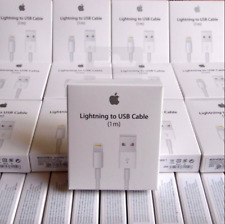 Original Apple Ladekabel MD818ZM/A 1m USB Lightning Kabel für iPhone 675 ovp box