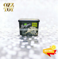 Mini Breyers vanilla ice Cream Great with Zuru Mini Brand Coles Little Shop 2