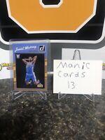 2016-17 Donruss #157 Jamal Murray RC Rookie Nuggets