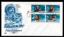 #2223a 22c Polar Explorers - ArtCraft FDCB4