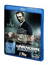 UNKNOWN IDENTITY (Liam Neeson, Diane Kruger) Blu-ray Disc NEU+OVP