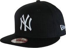Era 9fifty NY Yankees Black/white Snapback Baseball Cap S - M