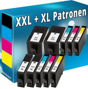 XXL TINTE PATRONEN 903-XL für HP OfficeJet 6950 6960 6962 6968 6970 6975 6978