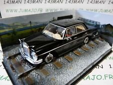 JB24 voiture 1/43 IXO 007 JAMES BOND  : Mercedes benz 250SE Octopussy rail