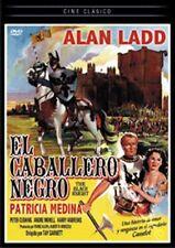 The Black Knight NEW PAL Cult DVD Tay Garnett Alan Ladd Peter Cushing A. Morell