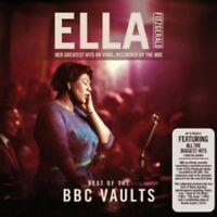 ELLA FITZGERALD - BEST OF THE BBC VAULTS  VINYL LP NEW!