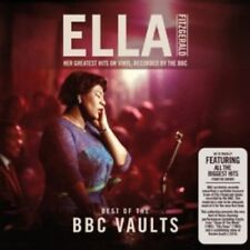 ELLA FITZGERALD - BEST OF THE BBC VAULTS  VINYL LP NEW!