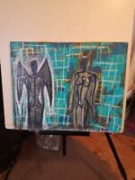 Original signed oil on canvas paintings [untitled]