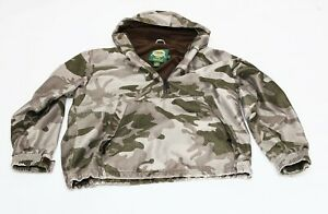 Cabela's Outfitter Camo Dry-Plus Windproof Silent Hunting Jacket XL NICE!!!