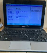 Dell Inspiron Mini 10 Pink fully working no operating system
