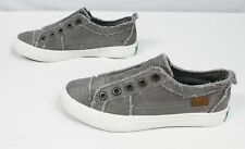 Blowfish Malibu Women's Play Unlaced Sneakers OS6 Light Gray Hipster Size US:7