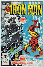 IRON MAN VF LOT (7) marvel 1985-86 Shaman Rhodes Hawkeye Masque Rich Buckler