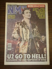NME 1993 MAY 22 U2 BONO RADIOHEAD PJ HARVEY THE FALL