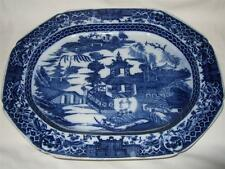 Earthenware Platters Date-Lined Ceramics (Pre-c.1840)