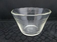 Pyrex #462 Small Custard Cup w/ Bands