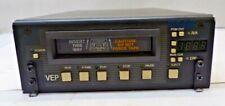 Vintage Teac Video Tape Player , Model: Ve-801P , Video Reproducer Unit