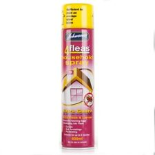 Johnsons 4fleas Household Spray Protects for up to 6 months Kills Fleas & larvae