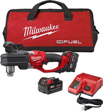 "Milwaukee 2707-22 M18 FUEL™ HOLE HAWG® 1/2"" Right Angle Drill Kit"